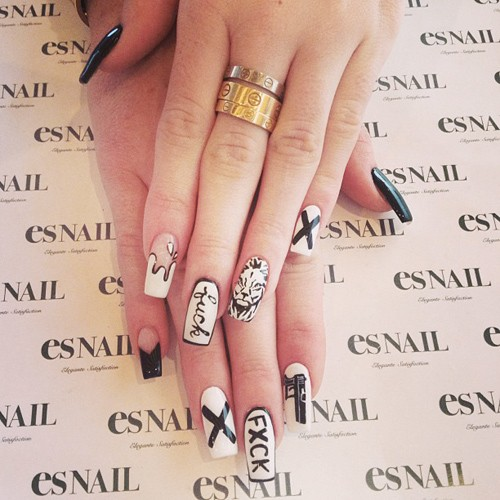 Design Lifestyle N Culture Summer Nails Kylie Jenner Inspired