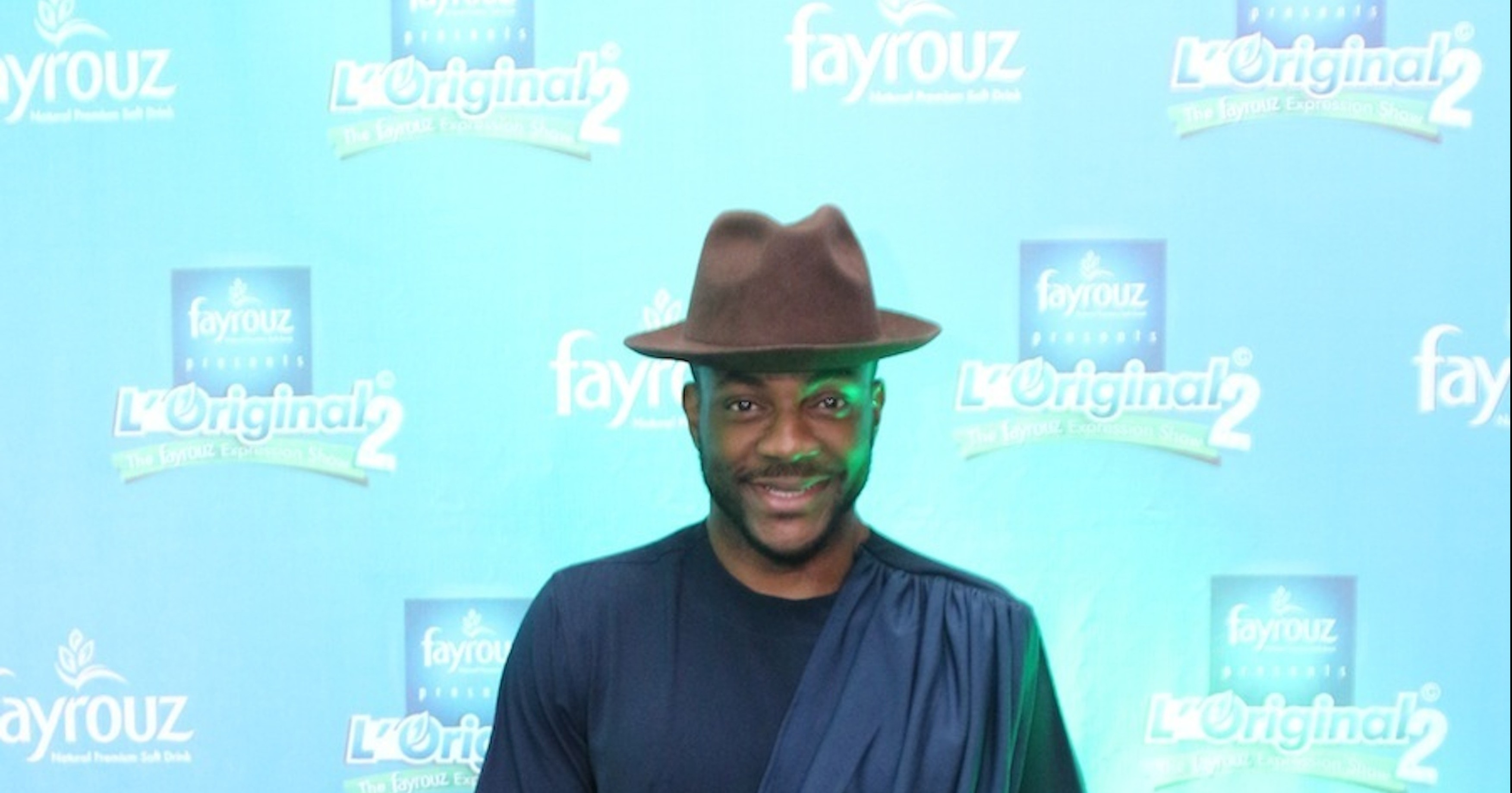 EBUKA DAZZLES ON RED CARPET AT FAYROUZ LORIGINAL FINALE