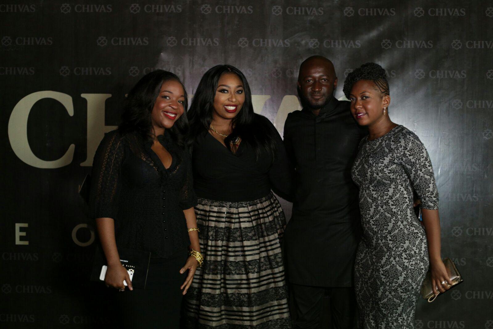 Wunikan Mukan, Latasha Ngwube, Katung & Raven Aduwak