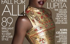 The September Standard- Lupita Nyongo'o For Vogue