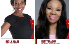 RED SUMMIT - Biola Alabi&Betty Irabor