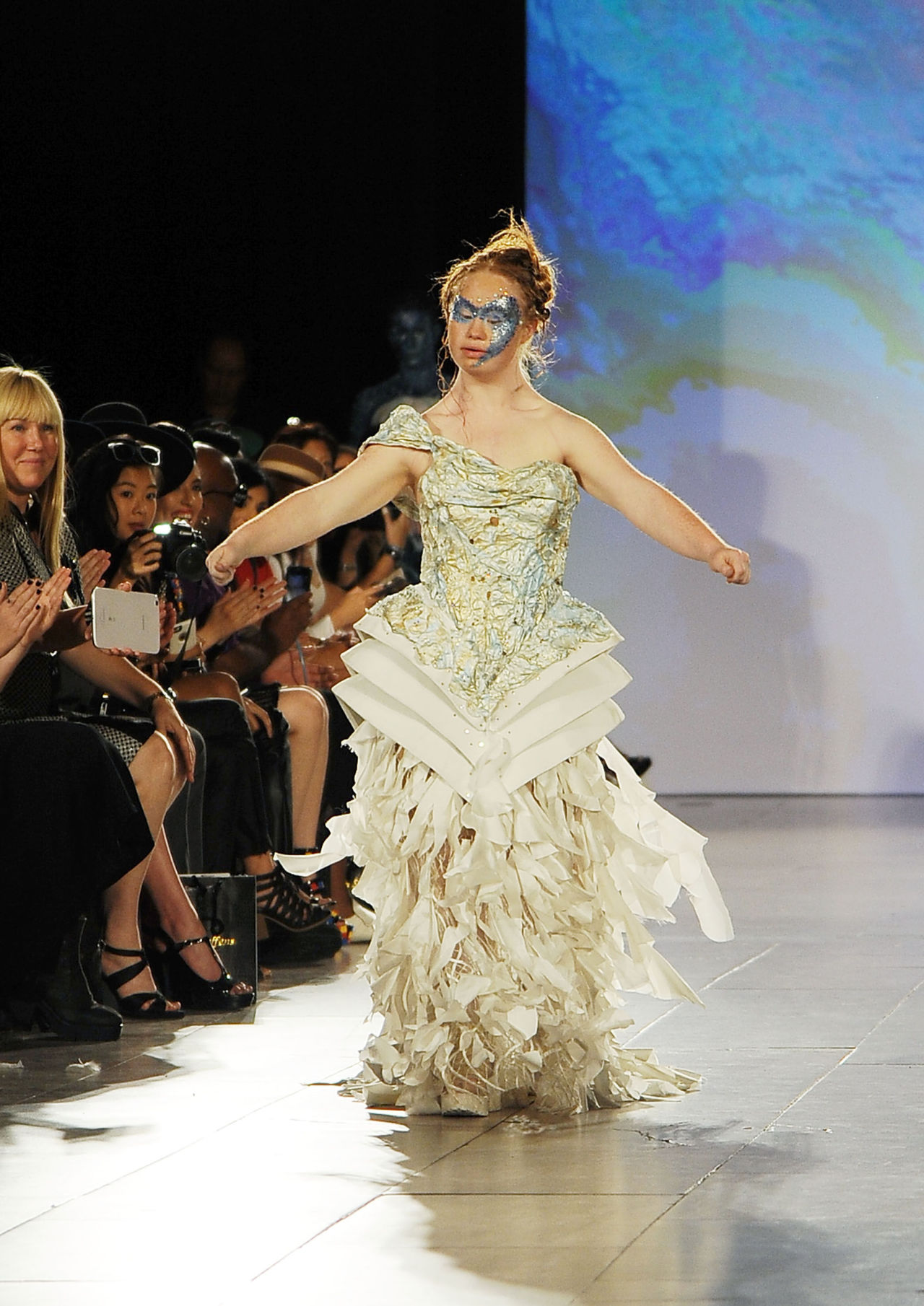 18 Year Old Model With Down Syndrome Ruled The Runway At
