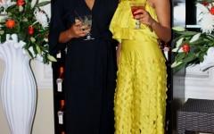 Sharon Ojong & Elma Godwin