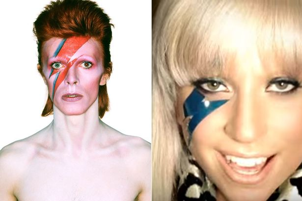 Aladdin-Sane-album-cover-and-Lady-Gaga