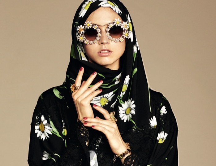 dolce and gabbana hijab collection