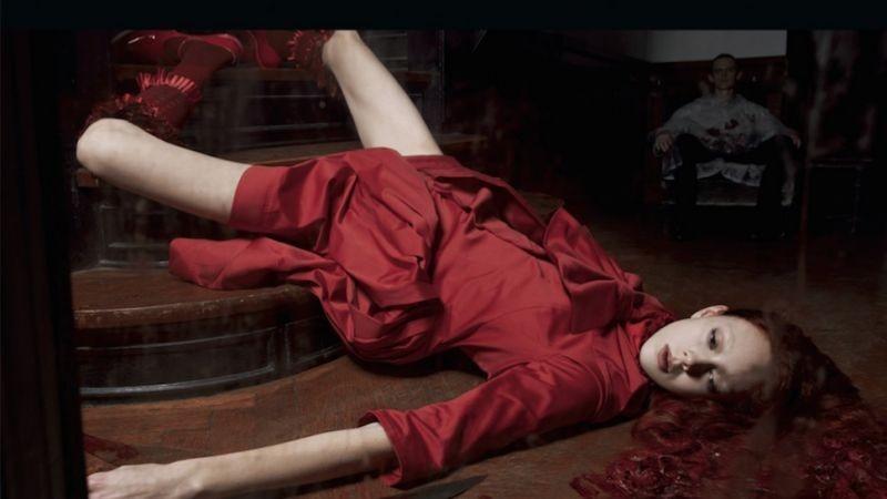 Vogue Italia's Gory Editorial On Domestic Violence