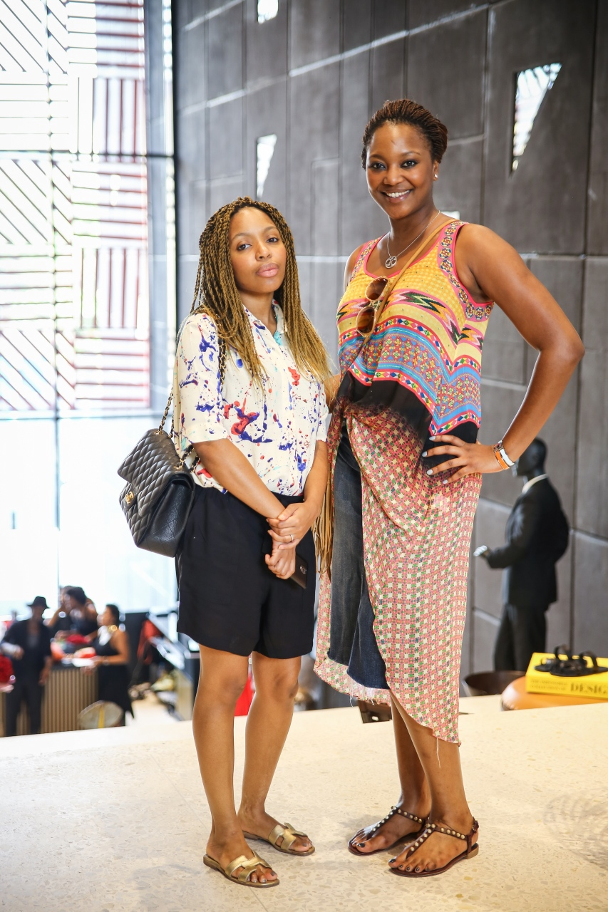 Bisola Folawiyo & Keke Adebayo