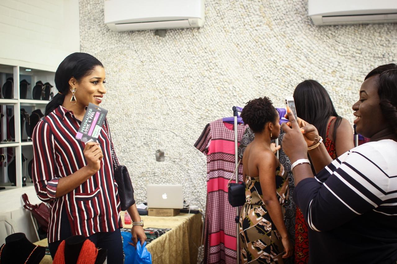 Nicole Chikwe Mint Mob