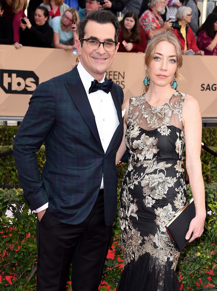 Ty-Burrell-Holly-Burrell