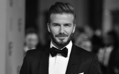 David Beckham - The perfect style icon to be followed