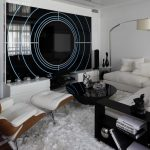 modern-interior-designs-for-small-living-room-in-apartment-with-white-sofa-and-big-screen-tv-images
