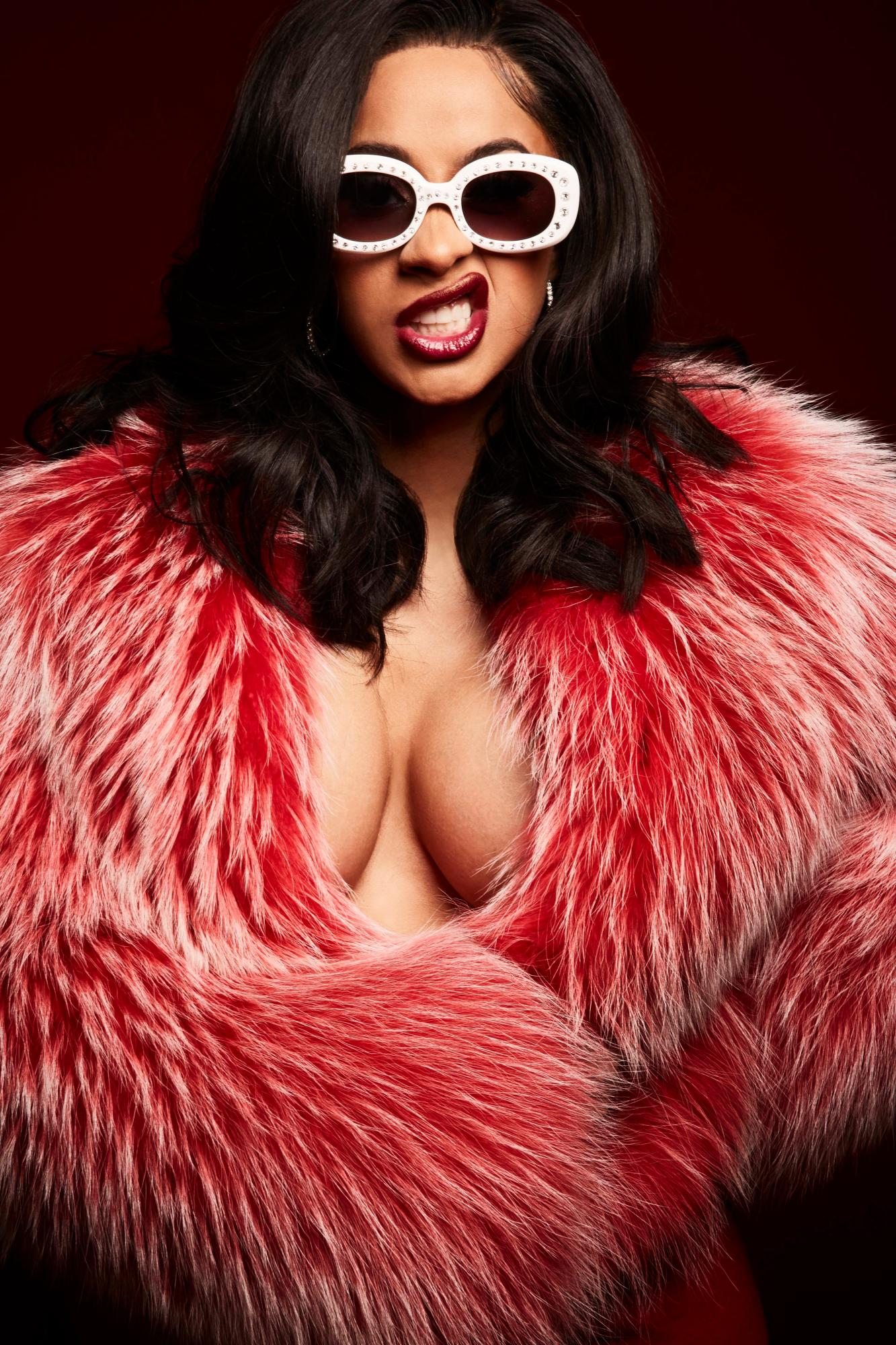 1ab3a9454bb Cardi B partners with Steve Madden for shoe collection