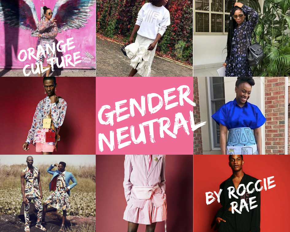 Orange Culture and its gender neutral