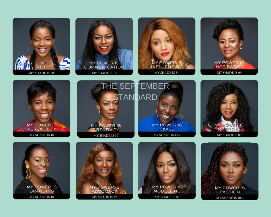 Lancôme My Shade My Power Campaign In Nigeria