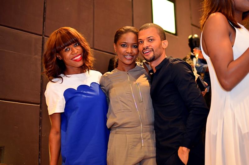 Ezinne Chinkata, Ona Nwachukwu & Dimeji Alara