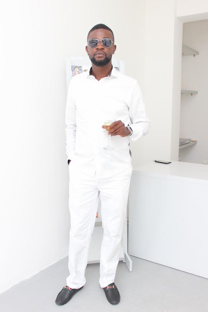 Laolu Oyebola