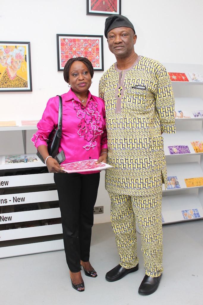 Mr & Mrs Agbaje