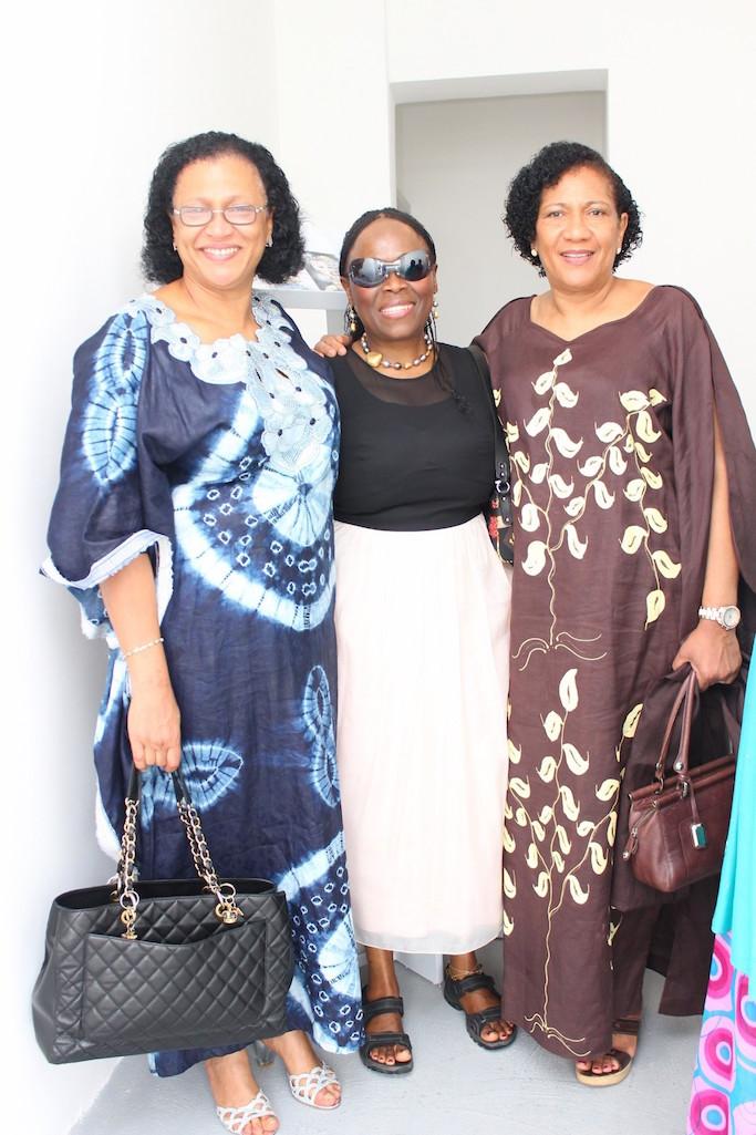 Ms Harriet Agusto, Mrs Olufunlola Aderinokun & Ms Mudafiat Brown