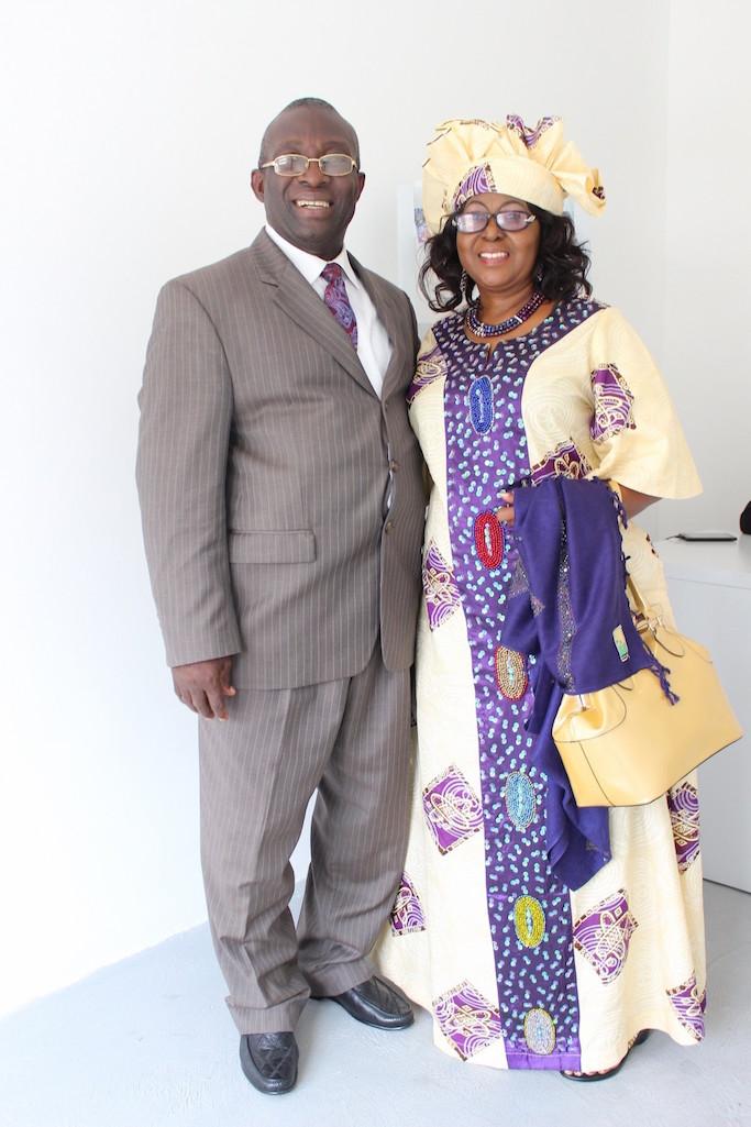 Pastor & Mrs Lawal