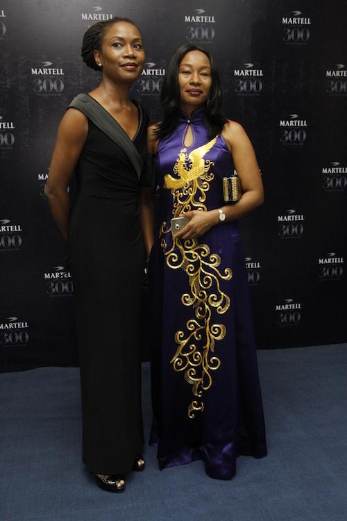 Imoni Akpofure and Ugonna Nwoye