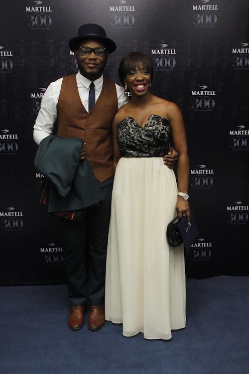 Nwachukwu Somto and Anita Nnabuife