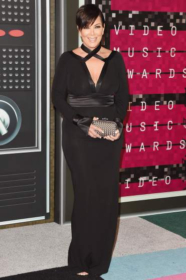 LOS ANGELES, CA - AUGUST 30:  TV personality Kris Jenner attends the 2015 MTV Video Music Awards at Microsoft Theater on August 30, 2015 in Los Angeles, California.  (Photo by Jason Merritt/Getty Images)