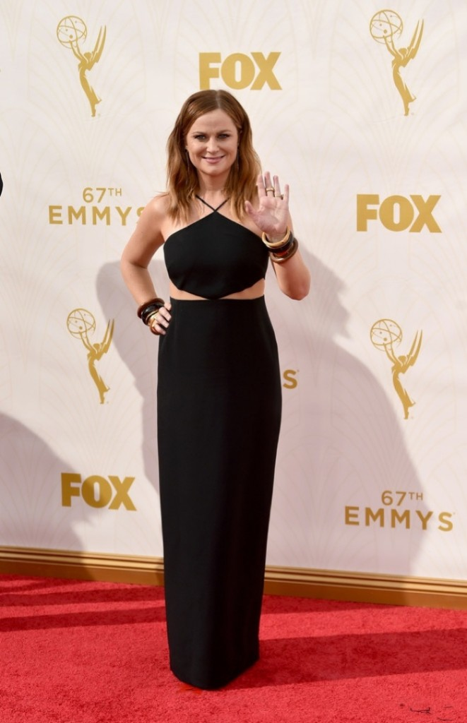 Amy-Poehler-2015-Emmys-Michael-Kors-Crop-Top
