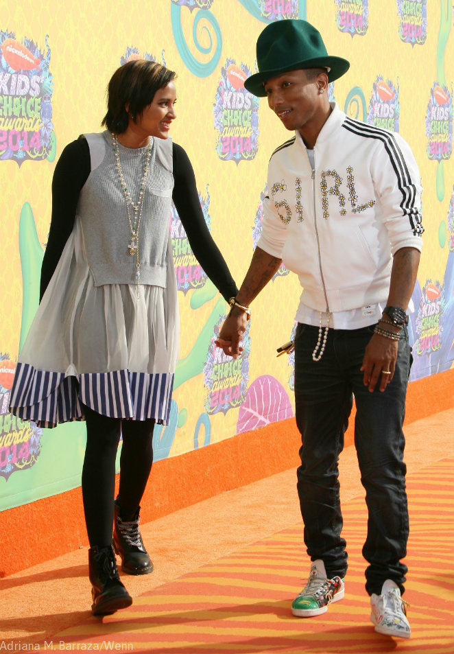 Pharrell-and-Wife-Helen