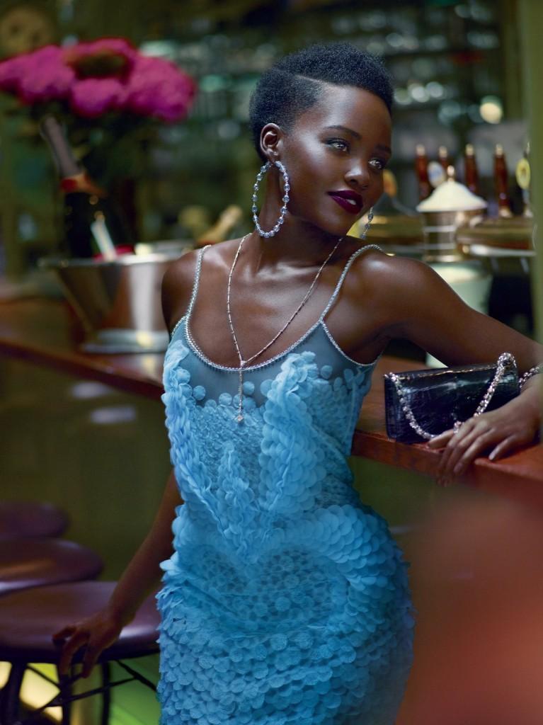 The September Standard- Lupita Nyongo'o For Vogue