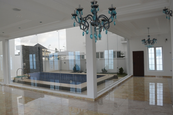 Linda Ikeji Mansion Interior And Exterior Design | Review