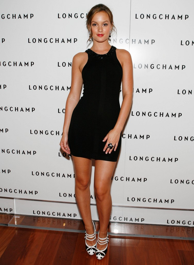 NEW YORK - JULY 14: Actress Leighton Messter attends Longchamp's 60th Anniversary celebration at La Maison Unique Longchamp on July 14, 2008 in New York City. (Photo by Amy Sussman/Getty Images)