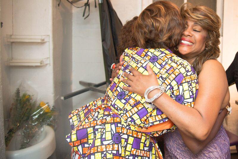 Waje receives warm embrace