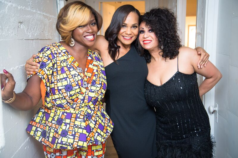 Waje with Beth Payne and Cece Peniston