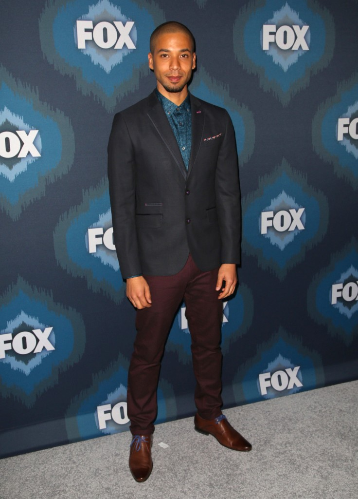 2015 FOX Winter Television Critics Association All-Star Party at the Langham Huntington Hotel - Arrivals Featuring: Jussie Smollett Where: Los Angeles, California, United States When: 17 Jan 2015 Credit: Brian To/WENN.com
