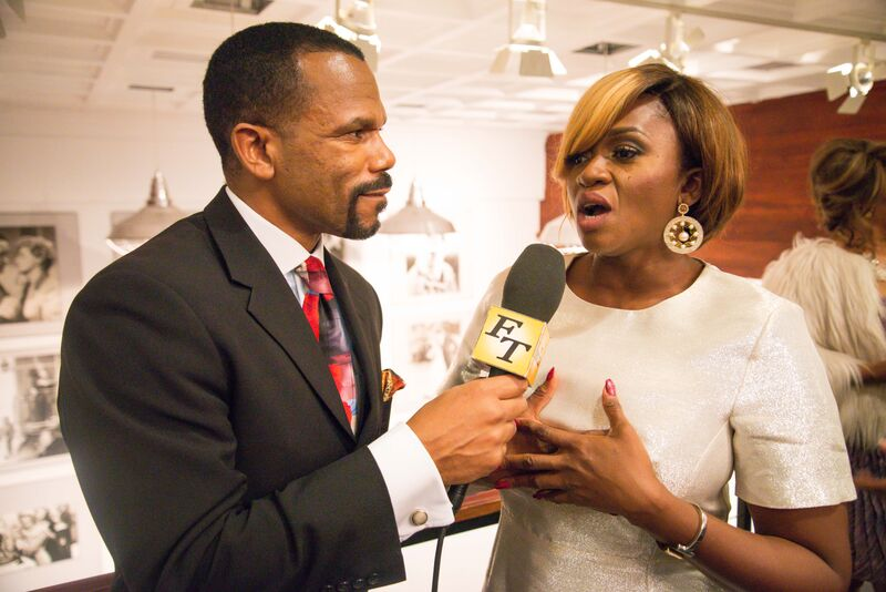 WAJE INTERVIEWED BY FT TV