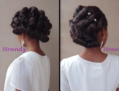 16-black-bridal-twisted-updo