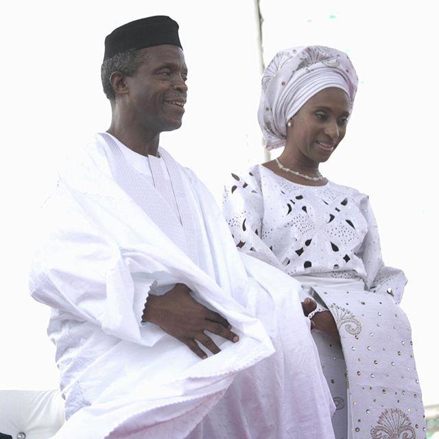 osinbajo-and-wife