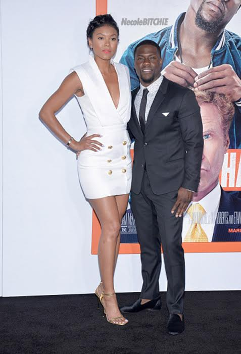 Eniko-Parrish-and-Kevin-Hart-attend-Premiere-Of-Warner-Bros.-Pictures-Get-Hard