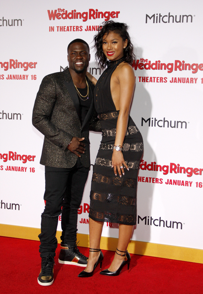 "01/06/2015 - Kevin Hart and Eniko Parrish - ""The Wedding Ringer"" Los Angeles Premiere - Arrivals - TCL Chinese Theater - Hollywood, CA, USA - Keywords: Orientation: Portrait Face Count: 1 - False - Photo Credit: David Gabber / PRPhotos.com - Contact (1-866-551-7827) - Portrait Face Count: 1"