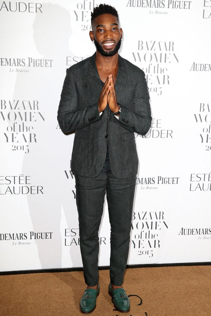 Tinie-Tempah-at-the-Harpers-Bazaar-Women-Of-The-Year-Awards-2015