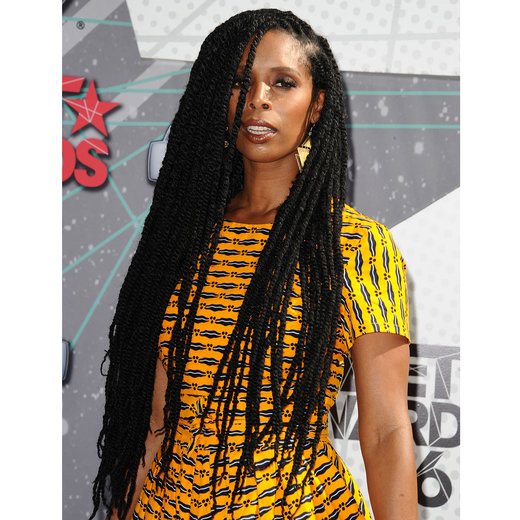 LOS ANGELES, CA - JUNE 26: Actress Tasha Smith attends the 2016 BET Awards at Microsoft Theater on June 26, 2016 in Los Angeles, California. (Photo by Jason LaVeris/FilmMagic)
