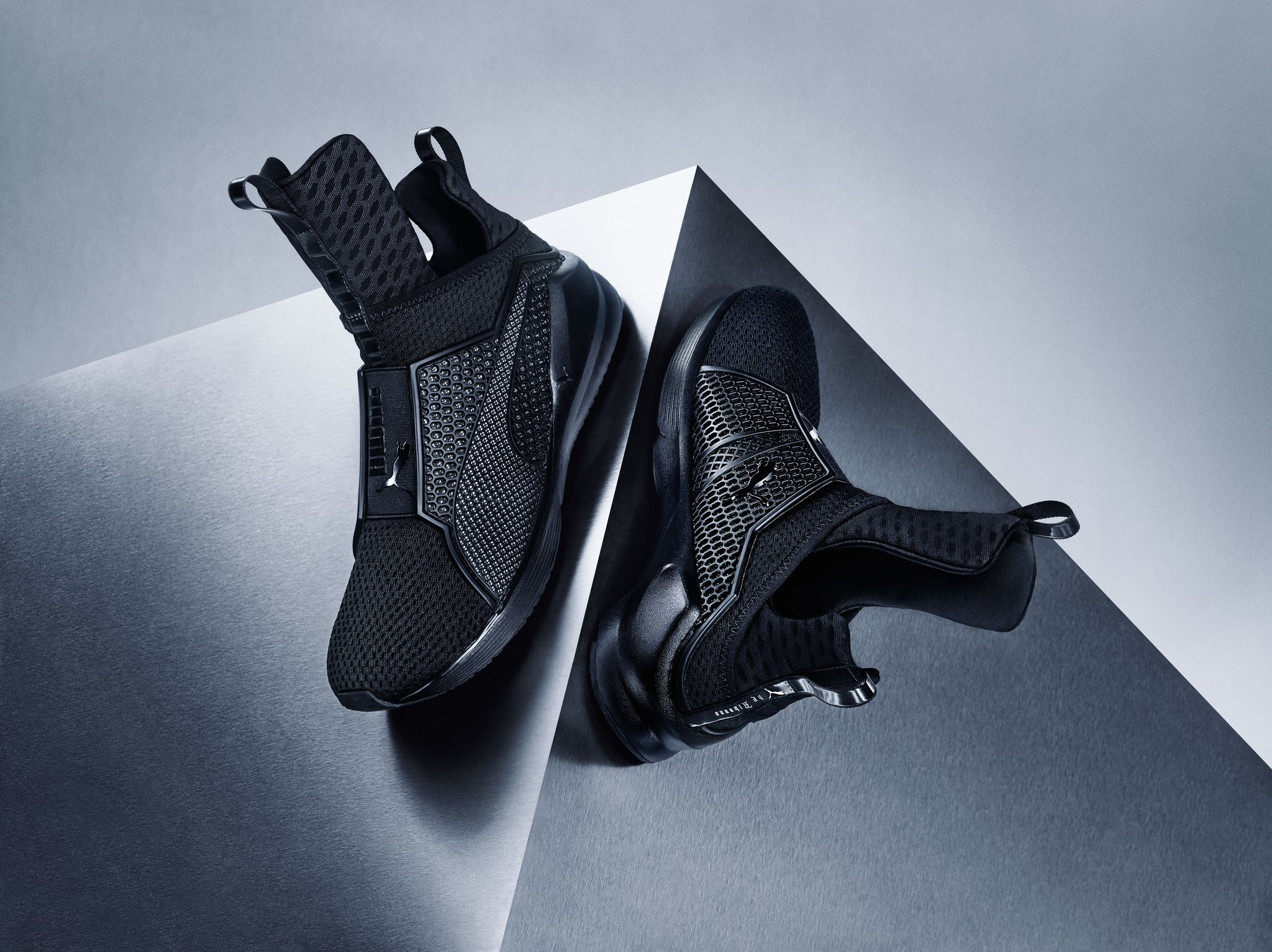 basket puma collaboration rhianna