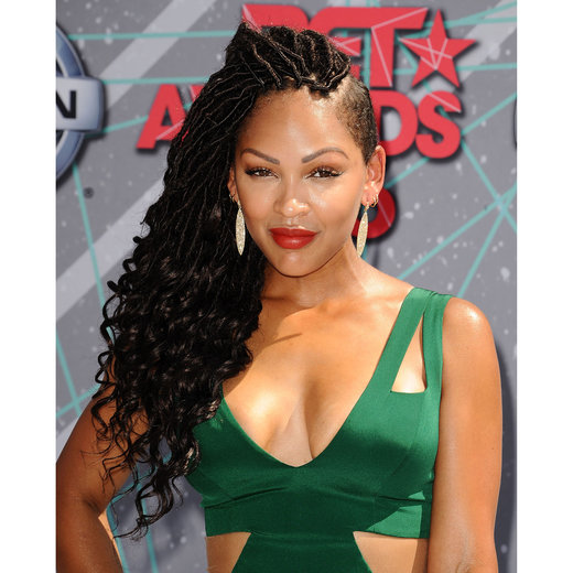 LOS ANGELES, CA - JUNE 26: Actress Meagan Good attends the 2016 BET Awards at Microsoft Theater on June 26, 2016 in Los Angeles, California. (Photo by Jason LaVeris/FilmMagic)