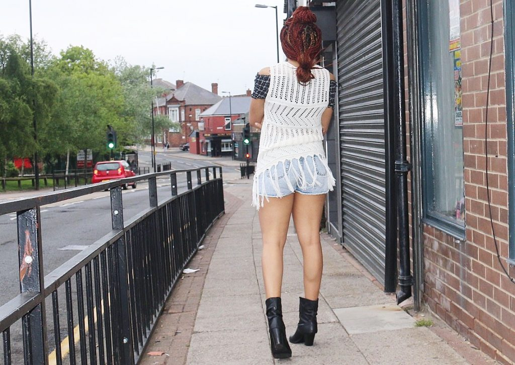 Mesh Ripped OffSh 2