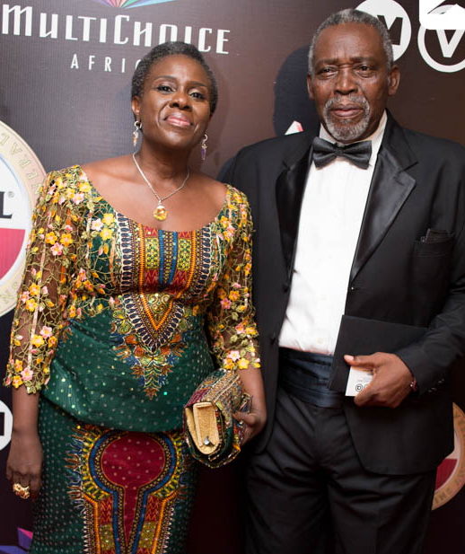 olu jacobs 30th wedding anniversary