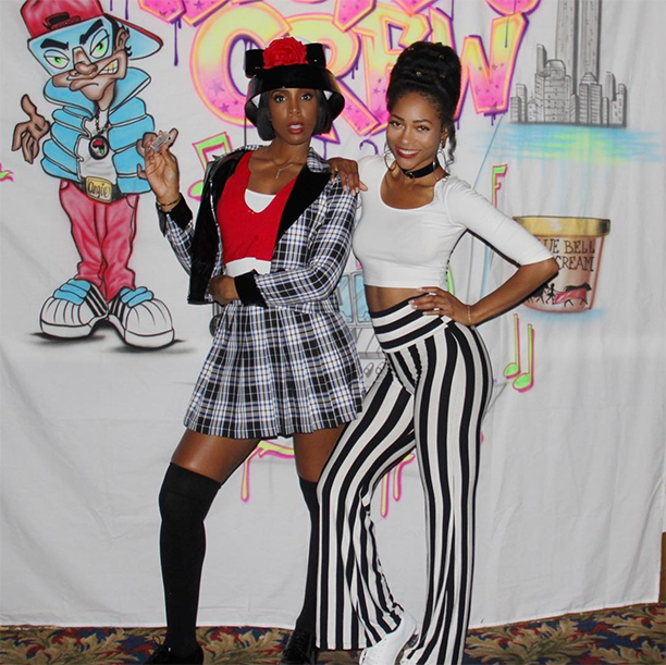 Kelly Rowland shows up as Dionne from 90s TV comedy, Clueless