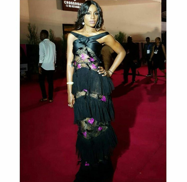 Two times the magic...Seyi Shay in this piece by The Moashy Company...