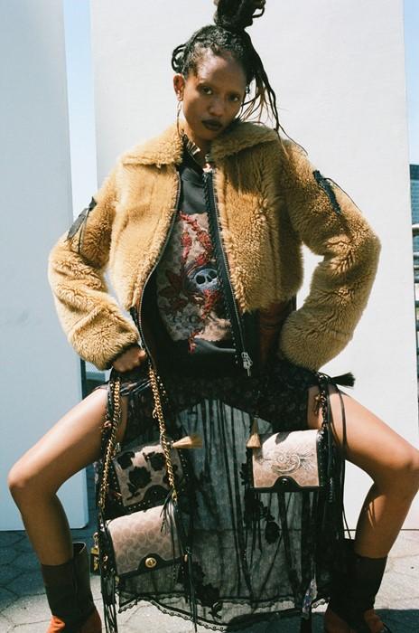 Adesuwa Aighewi the striking Chinese-Nigerian model