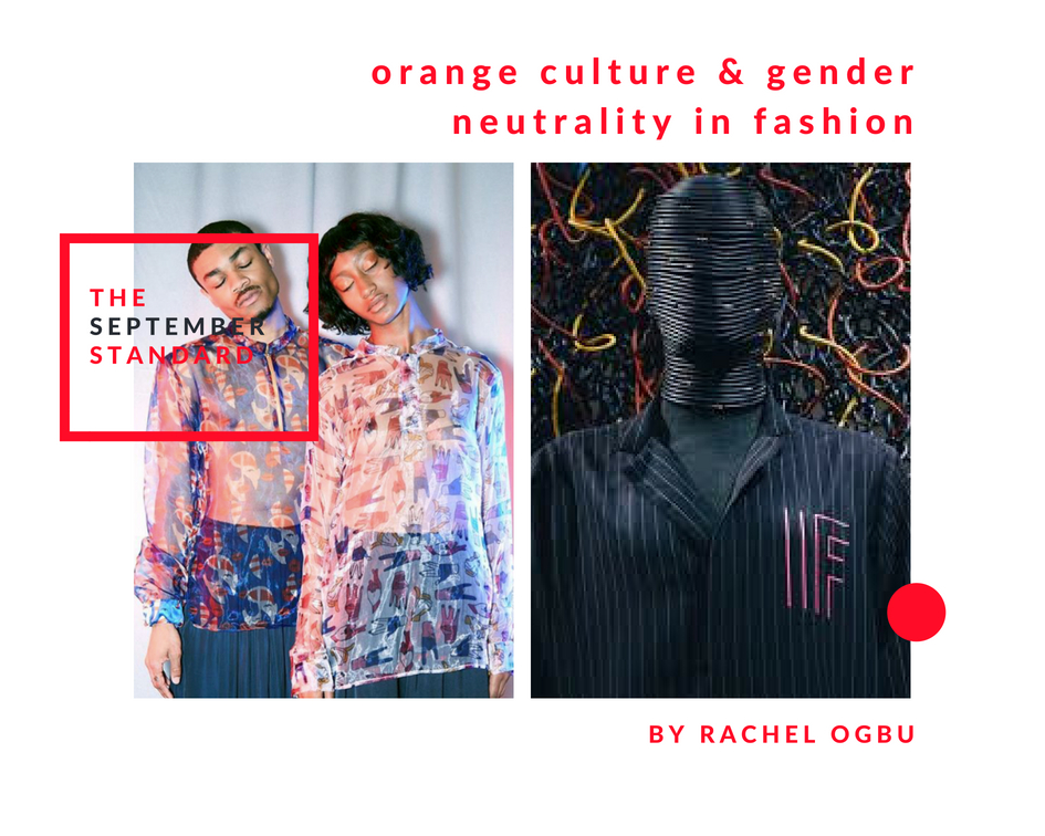 Orange Culture gender neutral