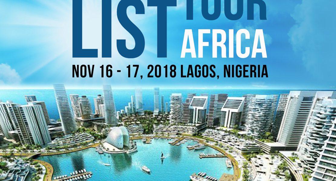 International LIST Tour Africa